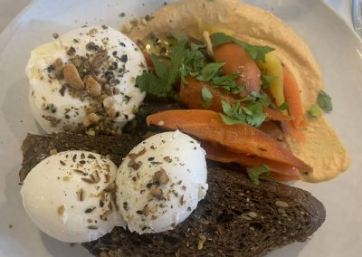 Brunch assiette végétarienne - Hardware Society