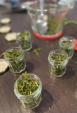 Réaliser ses propres bouillons de légumes