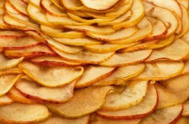 Tarte aux pommes à la façon de Cédric Grolet